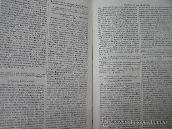 Libros antiguos: codigos españoles concordados y anotados tomo octavo 8,1850, ,ref - Foto 9 - 33007166