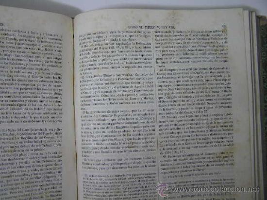 Libros antiguos: codigos españoles concordados y anotados tomo octavo 8,1850, ,ref - Foto 8 - 33007166