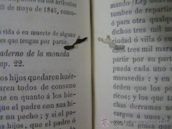 Libros antiguos: codigos españoles concordados y anotados tomo octavo 8,1850, ,ref - Foto 6 - 33007166