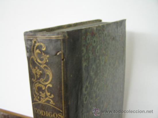 Libros antiguos: codigos españoles concordados y anotados tomo octavo 8,1850, ,ref - Foto 5 - 33007166