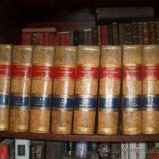 Libros antiguos: DICCIONARIO ALCUBILLA DE ADMINISTRACIÓN. Lote 33092464