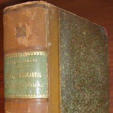 Libros antiguos: 1913. TRATADO DE DERECHO MERCANTIL INTERNACIONAL. PEDRO GUAL VILLALBÍ. Lote 33115424