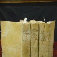 Libros antiguos: NOVISIMA RECOPILACION DE LAS LEYES DE ESPAÑA. 1805, 3 VOL. MANDADA FORMAR POR EL SR. CARLOS IV, 1ª E. Lote 33219794