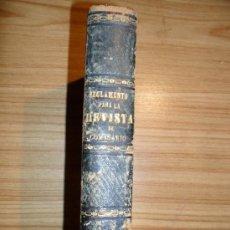 Libros antiguos: REGLAMENTO PARA LA REVISTA DE COMISARIO DE LOS CUERPOS Y CLASES DEL EJÉRCITO (1892). Lote 33258231