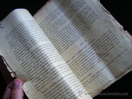 Libros antiguos: ESTUDIOS DE DERECHO CIVIL, ANTONIO BELTRÁN MORENTE, GRANADA 1903. - Foto 4 - 34453358
