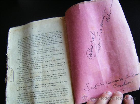 Libros antiguos: ESTUDIOS DE DERECHO CIVIL, ANTONIO BELTRÁN MORENTE, GRANADA 1903. - Foto 5 - 34453358