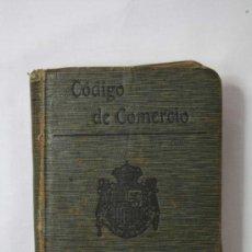 Libros antiguos: LIBRO DE BOLSILLO CODIGO DE COMERCIO AÑO 1876 - EDITADO SATURNINO CALLEJA. Lote 35022030