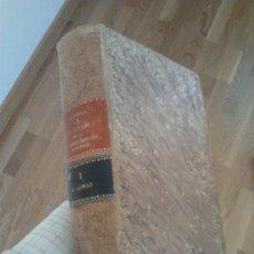 Libros antiguos: DICCIONARIO DE LA ADMINISTRACIÓN ESPAÑOLA / MARCELO MARTÍNEZ ALCUBILLA TOMO I. Lote 35059577