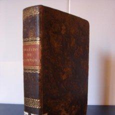 Libros antiguos: 1830.- TRATADO DE CAMBIOS. MANUEL POY I COMAS. Lote 35427077