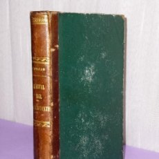 Libros antiguos: MANUAL DEL COMERCIANTE. (1860). Lote 35272623