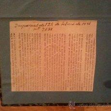 Libros antiguos: CODIGOS DE ESPAÑA. Lote 36050742