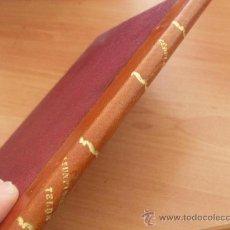 Libros antiguos: CEDULAS. MANUAL DE CEDULAS PERSONALES) TAPA DURA 1896 (LE5). Lote 36192775