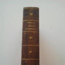 Libros antiguos: MANUAL ENCICLOPÉDICO TEÓRICO - PRÁCTICO DE LOS JUZGADOS MUNICIPALES . Lote 36816657
