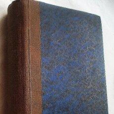 Libros antiguos: ANALES DEL INSTITUTO NACIONAL DE PREVISIÓN TOMOS I, II Y III AÑOS 1909-10 Y 11 - 2ª EDICIÓN. Lote 37256873
