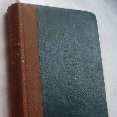Libros antiguos: ANALES DEL INSTITUTO NACIONAL DE PREVISIÓN TOMOS XIV Y XV AÑOS 1922 Y 1923. Lote 37257319