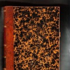 Libros antiguos: BOLETÍN OFICIAL DEL MINISTERIO DE HACIENDA AÑO DE 1892 TOMO 48 IMPRENTA RICARDO ROJAS MADRID 1893. Lote 37529901