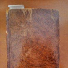 Libros antiguos: DISCURSO PRELIMINAR A LA CONSTITUCION DE LA MONARQUIA ESPAÑOLA; CONSTITUCION POLITICA 19/03/1812.. Lote 39375457
