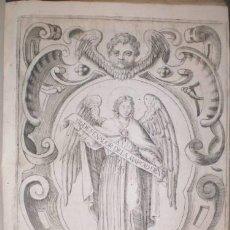Libros antiguos: PRIVILEGIS Y CAPITOLS CONCEDITS ... EN FAVOR DEL COLLEGI DE LA MERCADERIA (PALMA DE MALLORCA). Lote 39407800