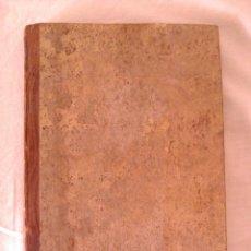 Libros antiguos: TRATADO DE LA CABREACION SEGUN EL DERECHO, Y ESTILO DEL PRINCIPADO DE CATALUÑA, DR. JAYME TOS 1784. Lote 39631390