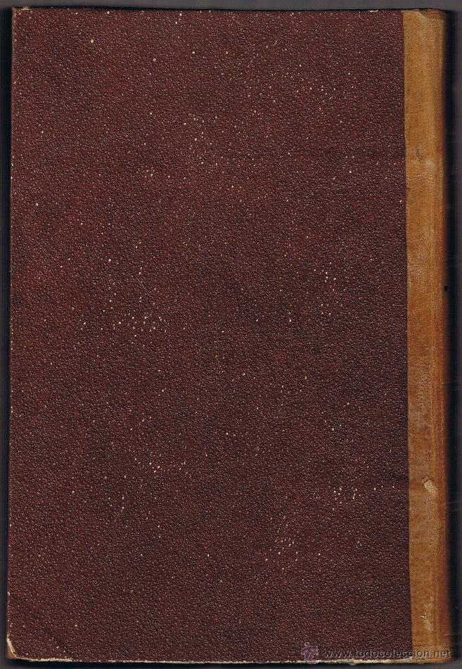 Libros antiguos: JURISPRUDENCIA CIVIL - 1869 - 1 - RECURSOS Y COMPETENCIAS - SENTENCIAS DICTADAS - - Foto 6 - 54955115