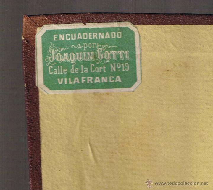 Libros antiguos: JURISPRUDENCIA CIVIL - 1869 - 1 - RECURSOS Y COMPETENCIAS - SENTENCIAS DICTADAS - - Foto 8 - 54955115