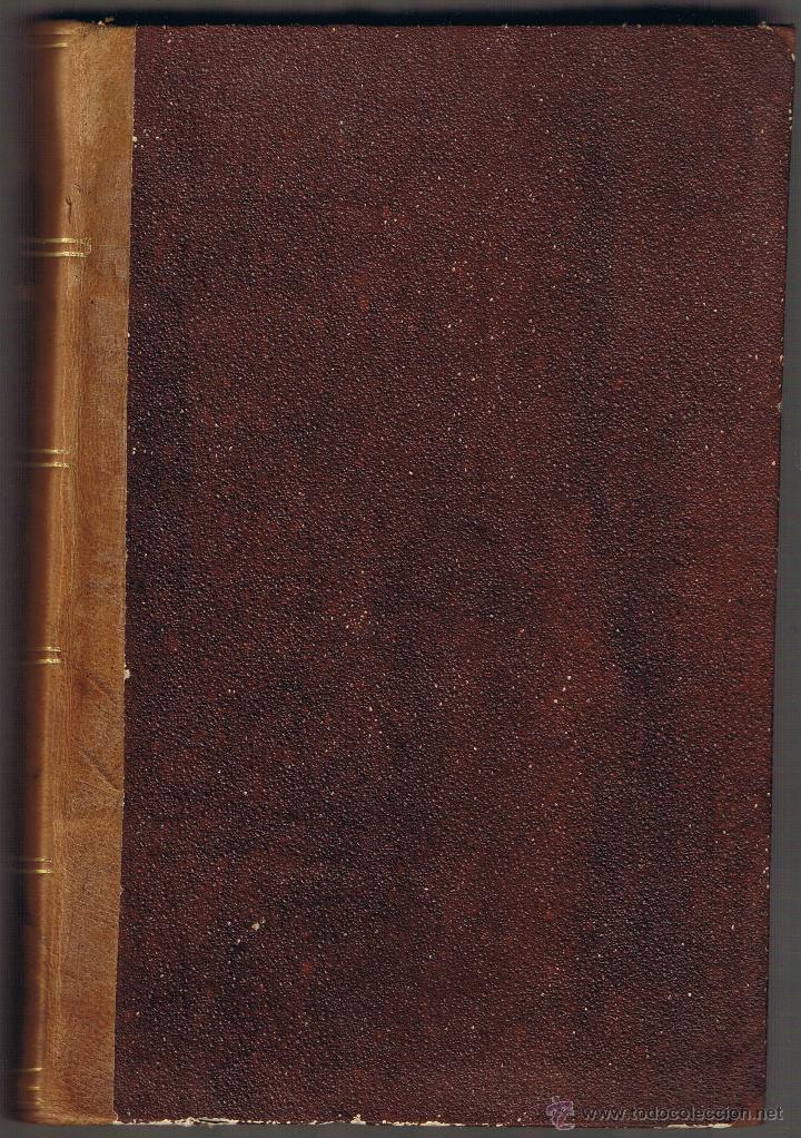 Libros antiguos: JURISPRUDENCIA CIVIL - 1869 - 2 - RECURSOS Y COMPETENCIAS - SENTENCIAS DICTADAS - - Foto 4 - 54955118