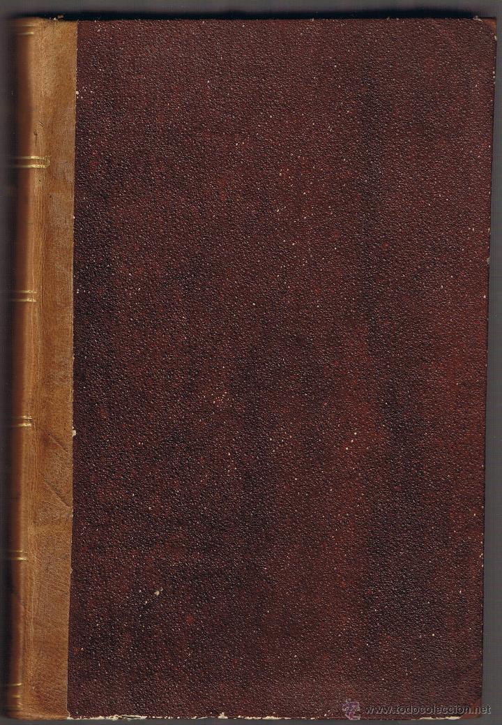 Libros antiguos: JURISPRUDENCIA CIVIL - 1869 - 2 - RECURSOS Y COMPETENCIAS - SENTENCIAS DICTADAS - - Foto 5 - 54955118