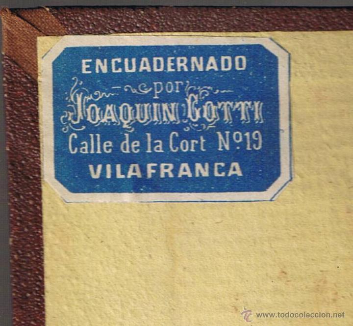 Libros antiguos: JURISPRUDENCIA CIVIL - 1869 - 2 - RECURSOS Y COMPETENCIAS - SENTENCIAS DICTADAS - - Foto 7 - 54955118