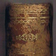 Libros antiguos: NOVÍSIMA LEGISLACIÓN HIPOTECARIA - 1872 - REFORMADA - 2ª EDICIÓN AUMENTADA - . Lote 39793204