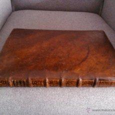 Libros antiguos: ORDENANZAS DE LA ILUSTRE UNIVERSIDAD Y CASA DE CONTRATACION DE LA M. N Y M. L. VILLA DE BILBAO 1796. Lote 40013221