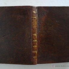 Libros antiguos: 'INFORME SOCIEDAD ECONOMICA DE MADRID.LEY AGRARIA. GASPAR MELCHOR DE JOVELLANOS. 1820. Lote 40142654