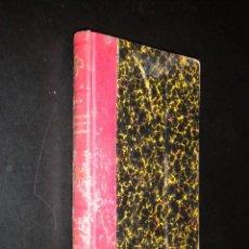 Libros antiguos: MANUAL DE EXPEDIENTES POSESORIOS Y DE DOMINIO / ABELLA / 1916 / EL CONSULTOR DE LOS AYUNTAMIENTOS. Lote 40444745