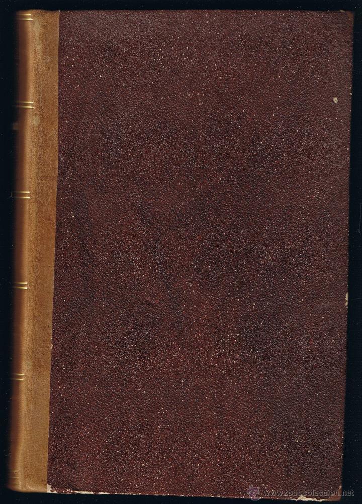 Libros antiguos: JURISPRUDENCIA CIVIL - COLECCIÓN COMPLETA DE LAS SENTENCIAS DICTADAS - TOMO XXII - 1870 - Foto 2 - 54955099