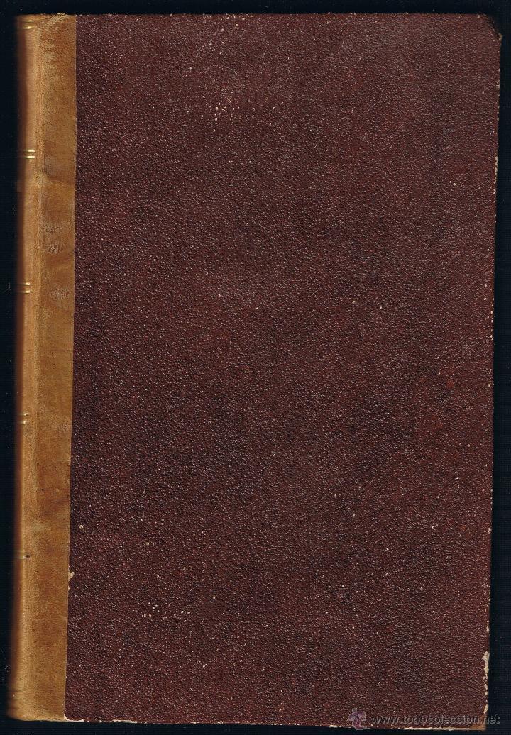 Libros antiguos: JURISPRUDENCIA CIVIL - COLECCIÓN COMPLETA DE LAS SENTENCIAS DICTADAS - TOMO XVII - 1868 - Foto 2 - 54955103