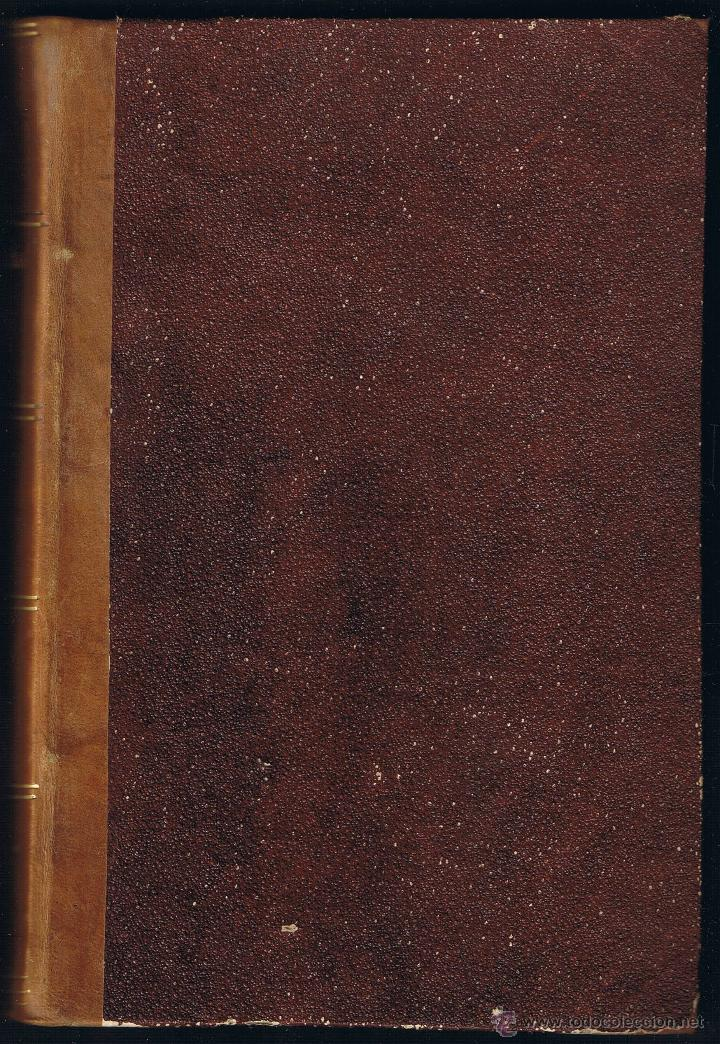 Libros antiguos: JURISPRUDENCIA CIVIL - COLECCIÓN COMPLETA DE LAS SENTENCIAS DICTADAS - TOMO XXIII - 1871 - Foto 2 - 54955107