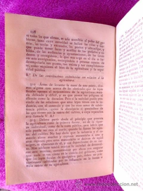 Libros antiguos: LEY AGRARIA, INFORME DE LA SOCIEDAD ECONOMICA DE ESTA CORTE;REAL CONSEJO DE CASTILLA, G. M. J. 1814 - Foto 4 - 41413949