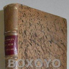 Libros antiguos: SALVADOR VIADA Y VILASECA. CÓDIGO PENAL REFORMADO DE 1870. TOMO I. Lote 41714769