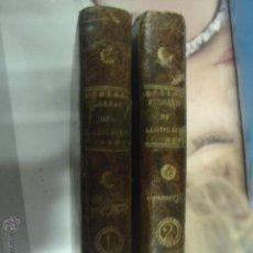 Libros antiguos: ELEMENTOS DE LEGISLACION NATURAL 1836 VOLUMEN 1 Y 2.. Lote 42157879