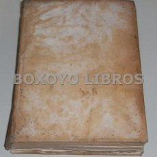 Libros antiguos: ELIZONDO. PRÁCTICA UNIVERSAL FORENSE DE LOS TRIBUNALES SUPERIORES DE ESPAÑA Y DE LAS INDIAS. TOMO II. Lote 42451542