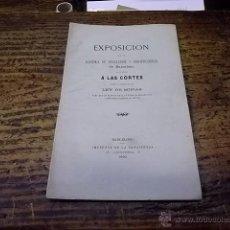 Libros antiguos: 3187.- LEY DE MINAS-APROVECHAMIENTO DE AGUAS. Lote 43231066