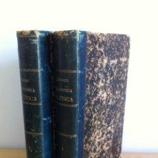 Libros antiguos: TRATADO DE ECONOMÍA POLÍTICA.VOL. 1 Y 2.JOSÉ Mª.DE OLÓZAGA Y BUSTAMANTE.IMPRENTA D JOSÉ PERALES.1892. Lote 43266718