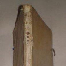 Libros antiguos: 1772: PRAGMATICA SANCION PUBLICADA EN 25 DE FEBRERO DE 1722 SOBRE LOS NUEVOS ARANCELES. Lote 39614867