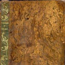 Libros antiguos: FORMULARIO DE NOTARIA – AÑO 1836. Lote 43500322
