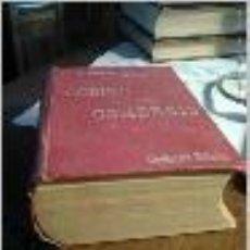 Libros antiguos: CODIGO DE COMERCIO. 11 EDICION. REVISTA DE LOS TRIBUNALES. GONGORA AÑO 1907. . Lote 43992746