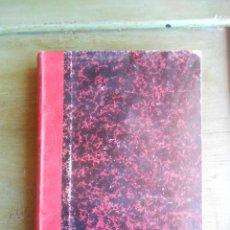 Libros antiguos: LEGISLACIÓN SOCIAL. DISPOSICIONES VARIAS. MINISTERIO DE TRABAJO Y PREVISIÓN MADRID 1932.. Lote 44074270