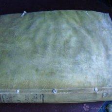 Libros antiguos: 1603 ORDENANÇAS DE LA REAL AUDIENCIA DE SEVILLA EDICIÓN DE 200 EJEMPLARES DE VENTA PROHIBIDA. Lote 44182591