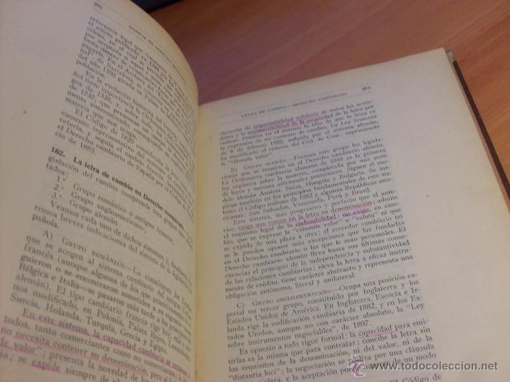 Libros antiguos: MANUAL DE DERECHO MERCANTIL (GABRIEL AVILES ) 1933 (LB17) - Foto 4 - 79328809