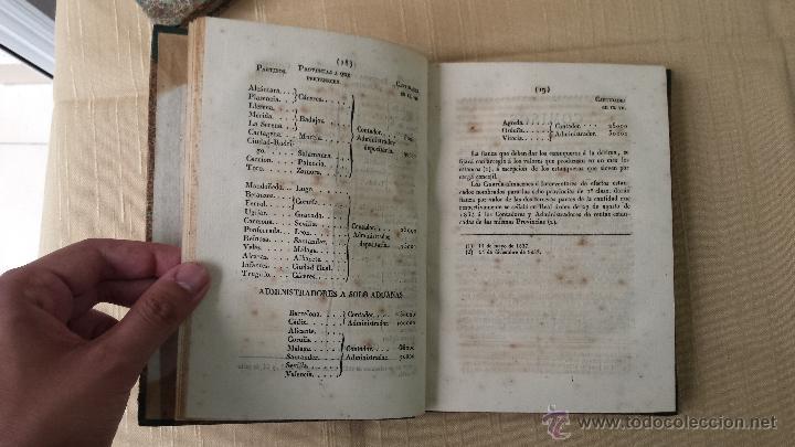 Libros antiguos: MANUAL DE HACIENDA MADRID IMPRENTA DEL COLEGIO DE SORDOMUDOS 1841 - Foto 4 - 45528932
