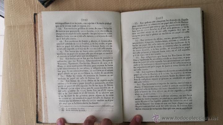 Libros antiguos: MANUAL DE HACIENDA MADRID IMPRENTA DEL COLEGIO DE SORDOMUDOS 1841 - Foto 5 - 45528932