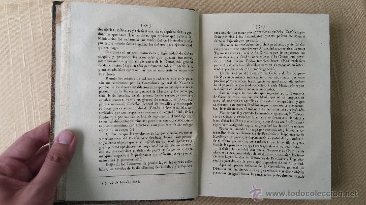 Libros antiguos: MANUAL DE HACIENDA MADRID IMPRENTA DEL COLEGIO DE SORDOMUDOS 1841 - Foto 8 - 45528932